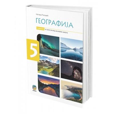 Geografija 5, udžbenik za peti razred osnovne sko...