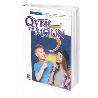 """Engleski jezik -""""Over The Moon 5"""" -UDZBE..."""