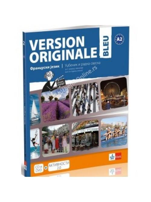 Version originale bleu - francuski jezik 2, francu...