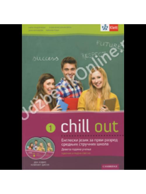 Chill out 1, udžbenik i radna sveska