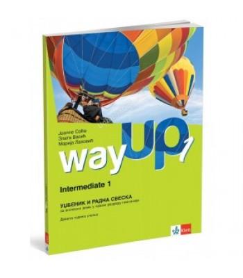 Way up 1 - udžbenik i radna sveska za prvi razred gimnazije *NOVO