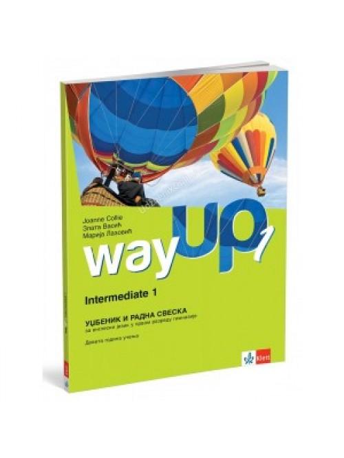 Way up 1 - udžbenik i radna sveska za prvi razred...