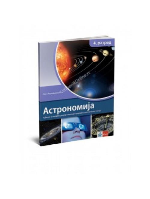 Astronomija 4 - udžbenik za gimnazije prirodno-ma...