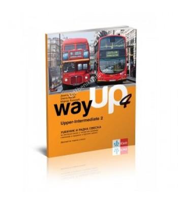 Way Up 4 - udžbenik za engleski za IV razred.srednje škole