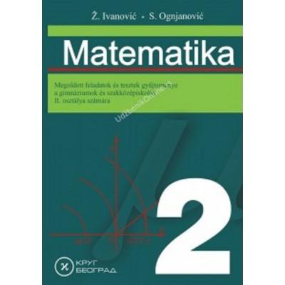 Matematika 2 - Megoldott feladatok és tesztek gy�...