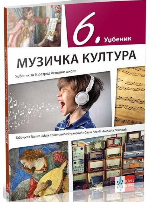 Muzička kultura 6 - udžbenik