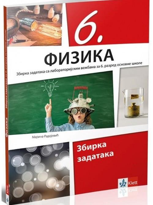 Fizika 6 - zbirka zadataka sa laboratorijskim vež...