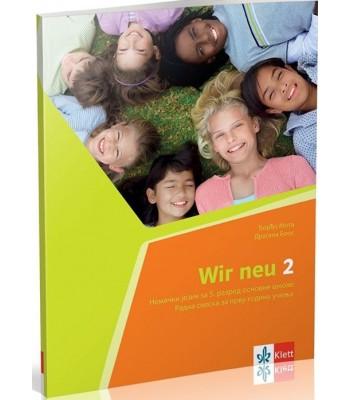 WIR NEU 2, radna sveska - nemački jezik za 6.razred