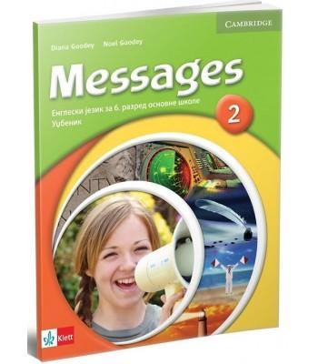 Messages 2 - udzbenik iz engleskog jezika