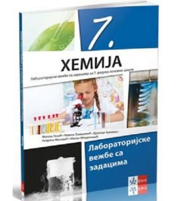 Hemija 7, zbirka zadataka za sedmi razred NOVO