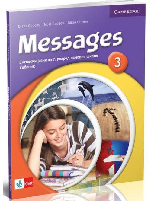 "Engleski jezik 7, udžbenik ""Messages 3"""