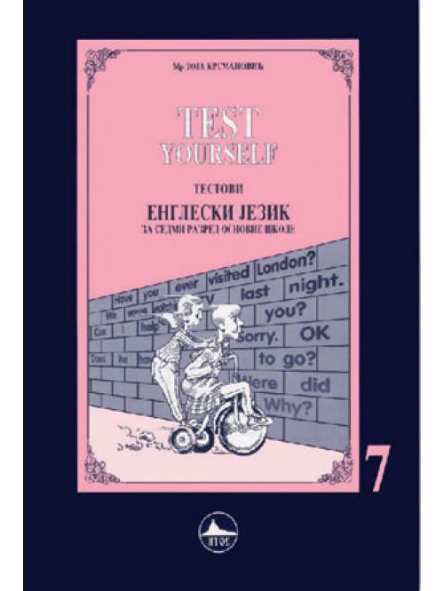 Testovi za engleski jezik za 7 razred osnovne ško...