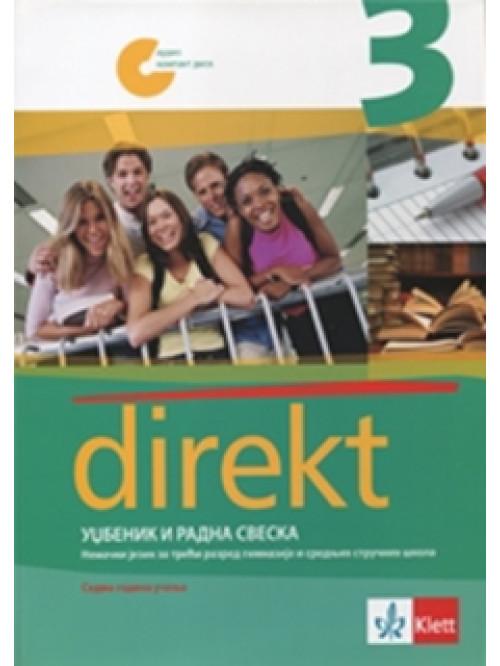 Direkt 3, udžbenik i radna sveska