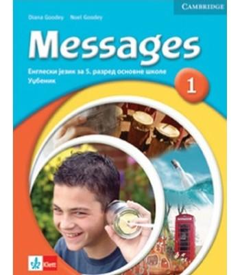 "Engleski jezik 5, udžbenik ""Messages 1""iz engleskog jezika"