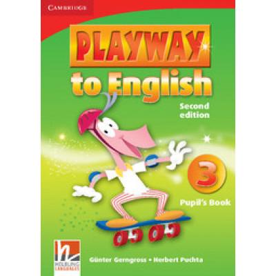 """Engleski jezik 3, udžbenik """"Playway to English ..."""