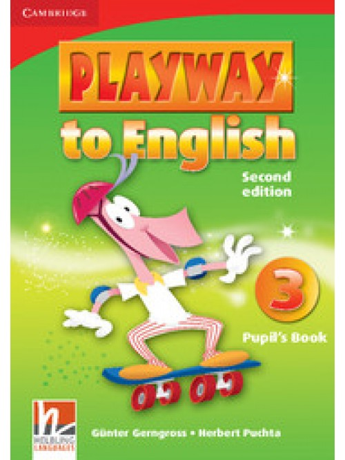"Engleski jezik 3, udžbenik ""Playway to English ..."