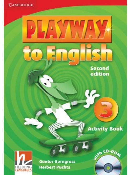 "Engleski jezik 3, radna sveska ""Playway to Engli..."
