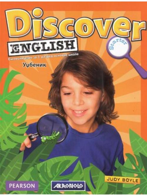 Discover english starter Udžbenik iz engleskog je...