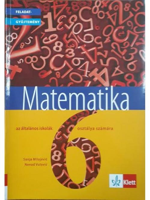 Matematika 6, zbirka zadataka na mađarskom jeziku