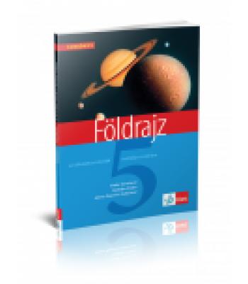 Geografija 5, udžbenik na mađarskom jeziku