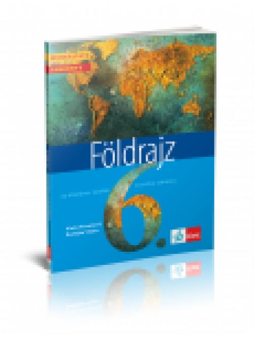 Geografija 6, udžbenik na mađarskom jeziku
