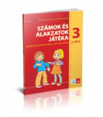 Matematika 3 - udžbenik na mađarskom jeziku - 2. deo
