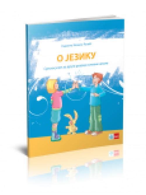 """Srpski jezik 2, udžbenik """"O jeziku"""""""