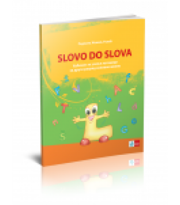 """Srpski jezik 2, udžbenik """"Slovo do slova"""" – latinica"""