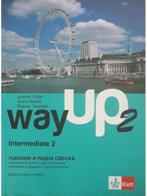 Way up 2, udžbenik i radna sveska