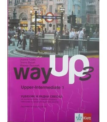 Way up 3, udžbenik i radna sveska