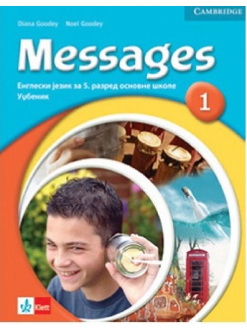 "Engleski jezik 5, radna sveska ""Messages 1"" + ..."