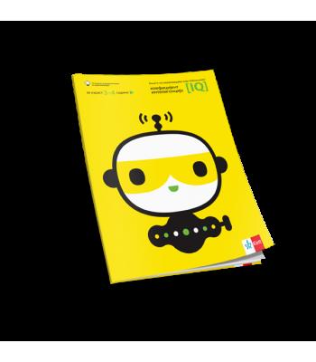 [IQ] za uzrast 3-4 godine knjiga sa nalepnicama koja poboljšava koeficijent inteligencije